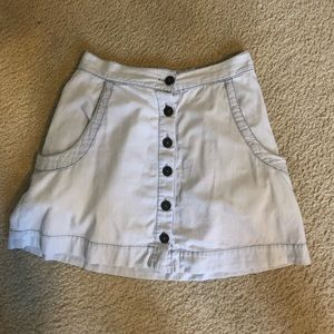 PacSun Skirts - Jean skirt with pockets